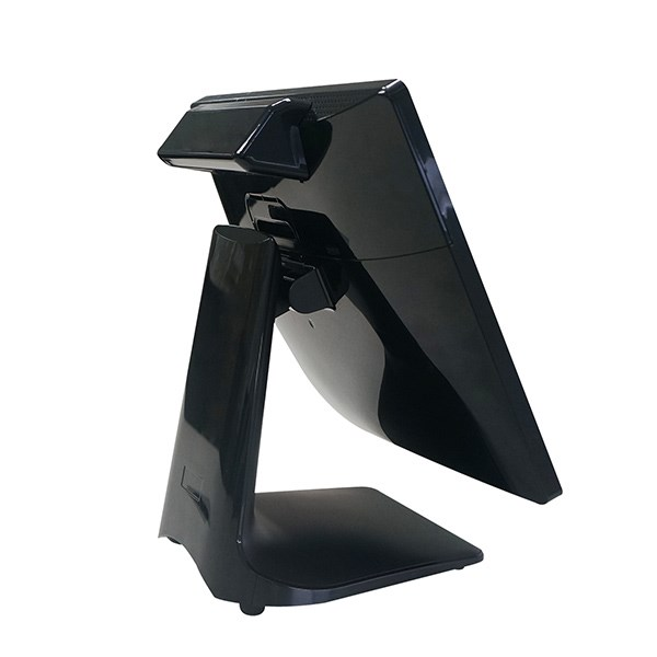 High speed gl-1500 touch pos pc