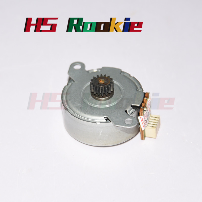 1PCS Q3948-60186 Q3066-60222 C6747-60005 Scanner Stepping Motor For HP CLJ2820 2830 2840 3390 3392 M2727 M1522 CM2320