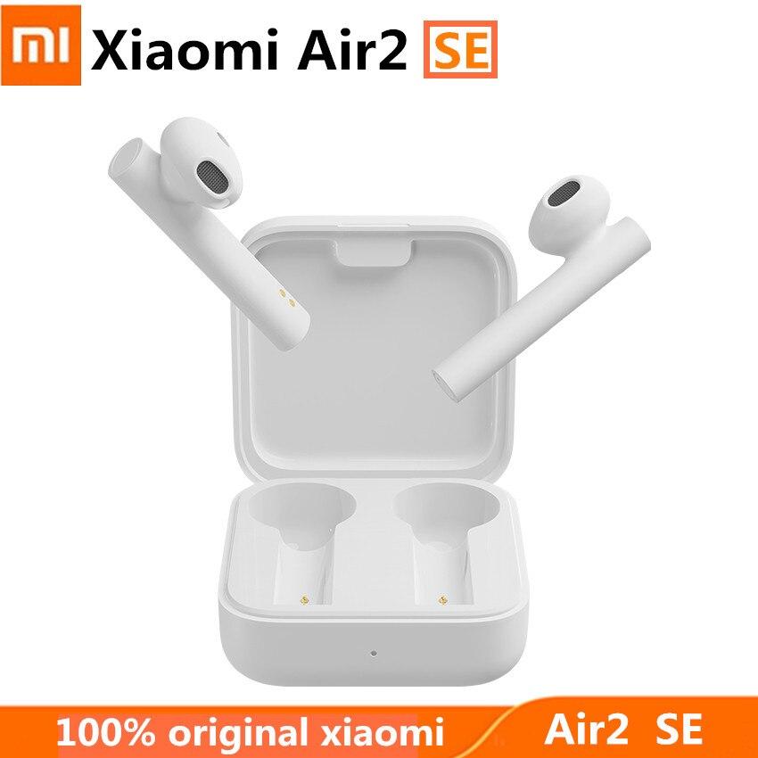 Оригинальные беспроводные наушники Xiaomi Air2 SE TWS Mi True, Bluetooth 5,0, AirDots 2SE Redmi Airdots S 2, наушники Air 2 SE