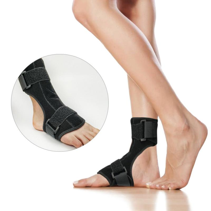 Ankle Brace Compression Support Sleeve Elastic Movement Sports Breathable Ankle Protective Foot Drop Orthodontic Ankle