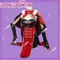 DokiDoki-R Game Genshin Impact Beidou Косплей Хэллоуин косплей Genshin Impact Beidou Косплей Костюм