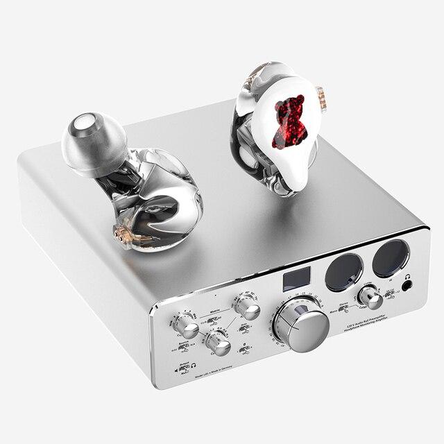TFZ/Tx Bear 3,Monitor Earphones HIFI Headset with High Quality Tri-Motion Iron Music 4