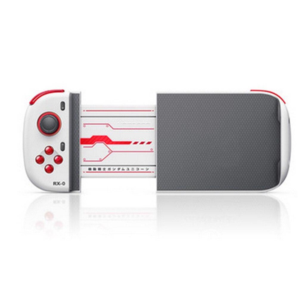 Controlador de juegos portátil para OPPO Reno Ace teléfono Bluetooth Gamepad versión unicornio Joystick 4D Shock y almohadilla de juego balancín 3D - 4