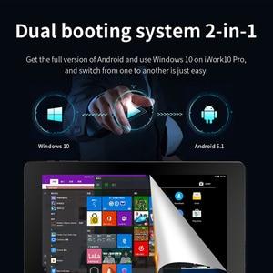 Image 4 - Alldocube iWork10 פרו Tablet 10.1 אינץ זיכרון RAM 4GB + ROM 64GB אינטל דובדבן שביל Windows10 + אנדרואיד 5.1 מערכת כפולה 1920*1200 IPS wifi