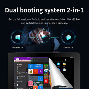 Image 4 - Alldocube iWork10 pro Tablet 10.1 inch  Intel Cherry Trail Windows10 Android 5.1 Dual System RAM 4GB+ROM 64GB 1920*1200 IPS wifi
