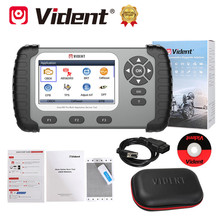 VIDENT iAuto702 Pro ABS/SRS OBD2 Diagnostic Tool TPMS/EPB/BRT/Oil Light Reset/TPS/IMMO/DPF/Gear Learning Service Code Reader