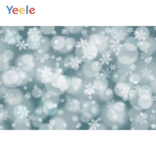 цена на Yeele Christmas Backdrop Light Bokeh Newborn Baby Birthday Party Customized Photocall Photography Background For Photo Studio