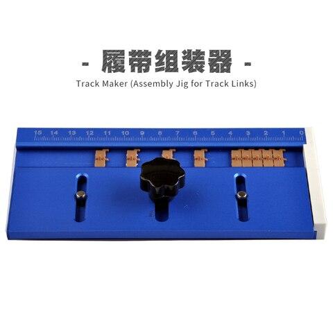 Fabricante de Ferramentas Jig para Controlar as Ligações Trompetista Modelo Master Track Assembléia 09967