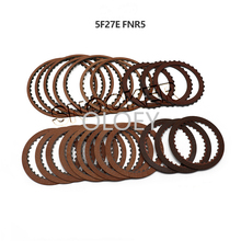 22 PCS 5F27E gearbox clutch plate gearbox friction plate package for Mazda 3 6 2.0L for ATENZA 2. 0 2.5L for HaiMa 7 2.0L