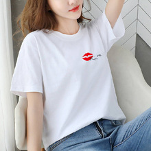2020 Fashion T-shirts Women Let's The Ex