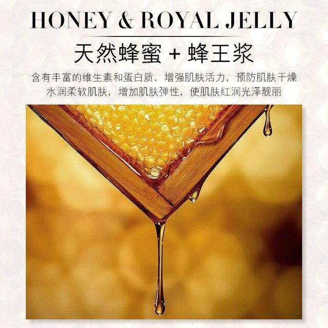 Honey Hyaluronic Acid Hydrating Mask  mascara facial  face masks  korean skin care  natural beauty products 2