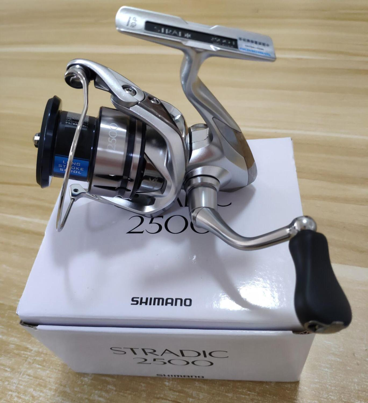 2019 FL 1000 2500 2500HG SHIMANO STRADIC 3000 3000HG 4000XG 5000XGSpinning X-PROTECT 9KG HAGANE Corpo Carretel De Pesca de Água Salgada carretel
