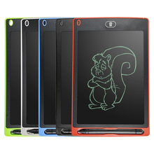 Handwriting tablet writing board children's drawing board LCD writing board 8.5 inch children's graffiti smart drawing board toy