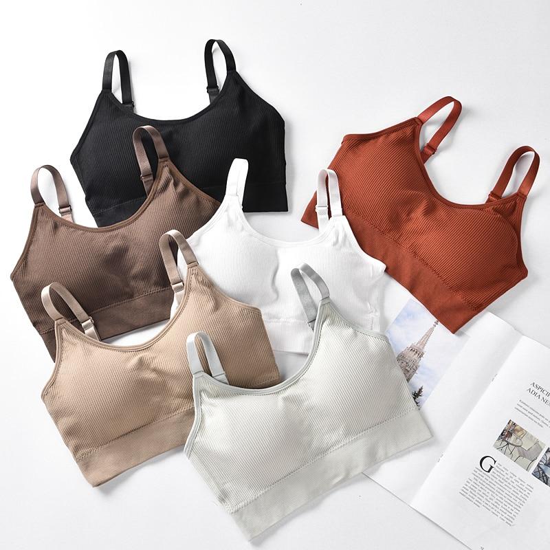 2021 new Sexy Bra Women Chest underwear Bra seamless bra comfortable underwear close fitting underwear no steel ring bra