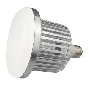 Image 5 - 95 واط E27 لمبة صور LED الفيديو الضوئي ضوء النهار مصباح دافئ ثنائية اللون 3200 K 5500 K 220 فولت + التحكم عن بعد للصور استوديو سوفت بوكس