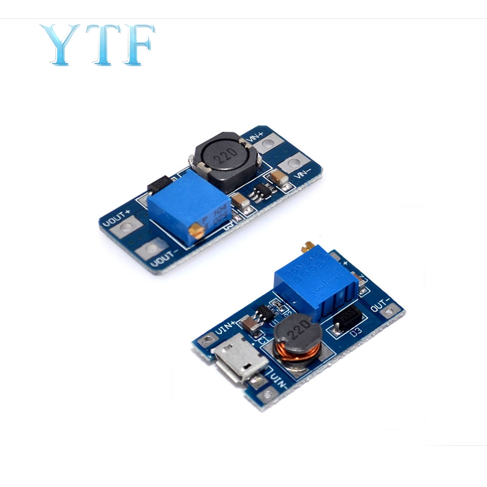 12A Boost Board DC-DC Boost Module Wide Voltage Input 2  24V L 5912  28V Adjustable 2577