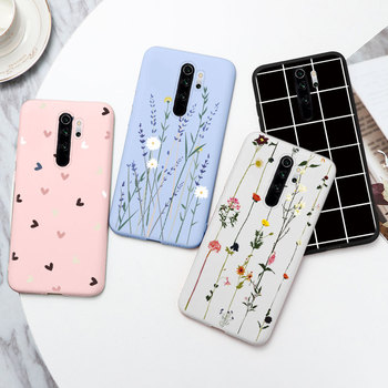 For Xiaomi Redmi Note 8 Pro Case Silicone TPU Back Cover Funda for Xiomi Redmi Note8 Pro note8pro 6.53'' Case Coque Bumper Shell image