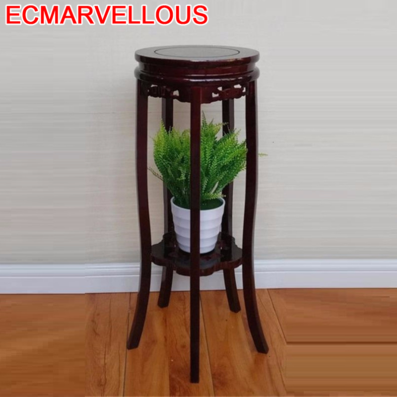 Madera Estanteria Flores For Etagere Plante Living Room Estante Para Plantas Shelf Rack Dekoration Outdoor Flower Plant Stand