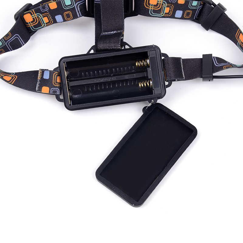 Litwod Z20 7314 סופר 16000LM USB פנס 2x XM-L U2 LED נטענת 18650 פנס ראש מנורת פנס לפיד עם מטען