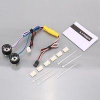높은 전원 시스템 헤드 라이트 슈퍼 밝은 LED 빛/램프 RC 자동차 RC 크롤러 비행기 보트 액세서리