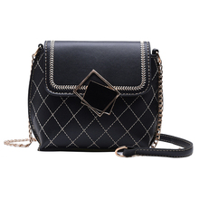 Crossbody Bags for Women Car Sewing Thread Rhombus Messenger Bag Designer Handbag Quality Superior  2019 New Shoulder