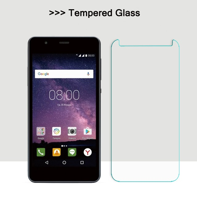 For Philips S561 S397 S260 Tempered Glass 2.5D 9H Protective Film Explosion-proof Screen Protector For Philips S 561 S 397 S 260