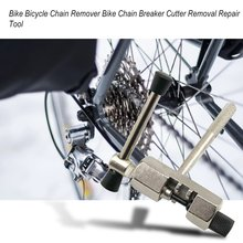 цена на Bicycle Chain Remover Bike Chain Breaker Cutter Removal Repair Tool Bicycle Chain Rivet Extractor Pin Spliter