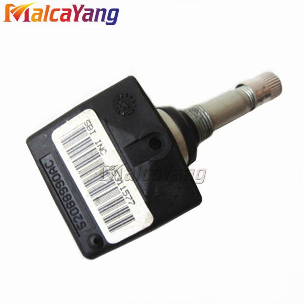 Tire Pressure Monitor Sensor TPMS OEM 52088990AC For Chrysler Dodge Jeep 315Mhz