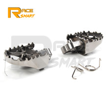 For BMW R1200GS R1200GSA 2005-2012 Motorcycle Front Footrests Foot Rests Pegs Pedal R1200 GS R-1200GSA 2006 2007 2008 2009 2010