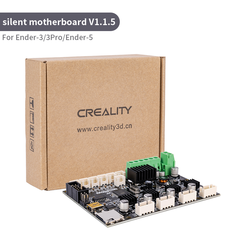 2019 New Upgrade Silent 1.1.5 Mainboard/Silent Motherboard Upgrade For Ender-3/Ender-3 Pro/Ender 5 Creality 3D Printer