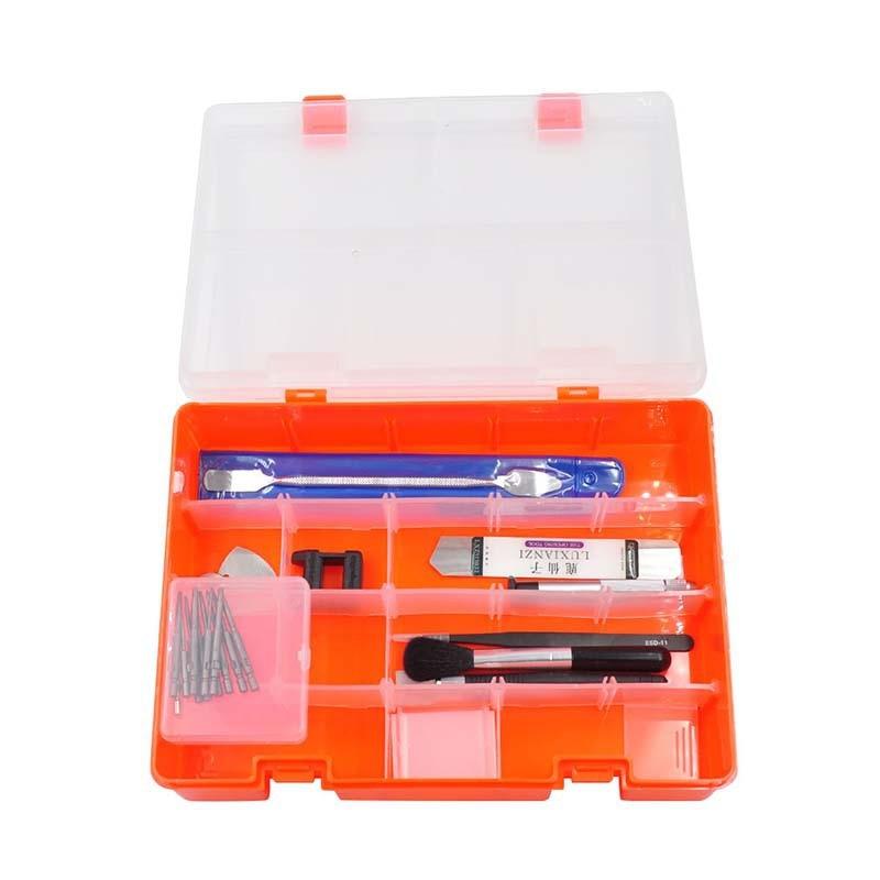 Multi nouveau Kit de tournevis 26 en 1 Drone pièces de rechange mallette de rangement pour DJI Drone accessoires universel Portable Kit de réparation de démontage