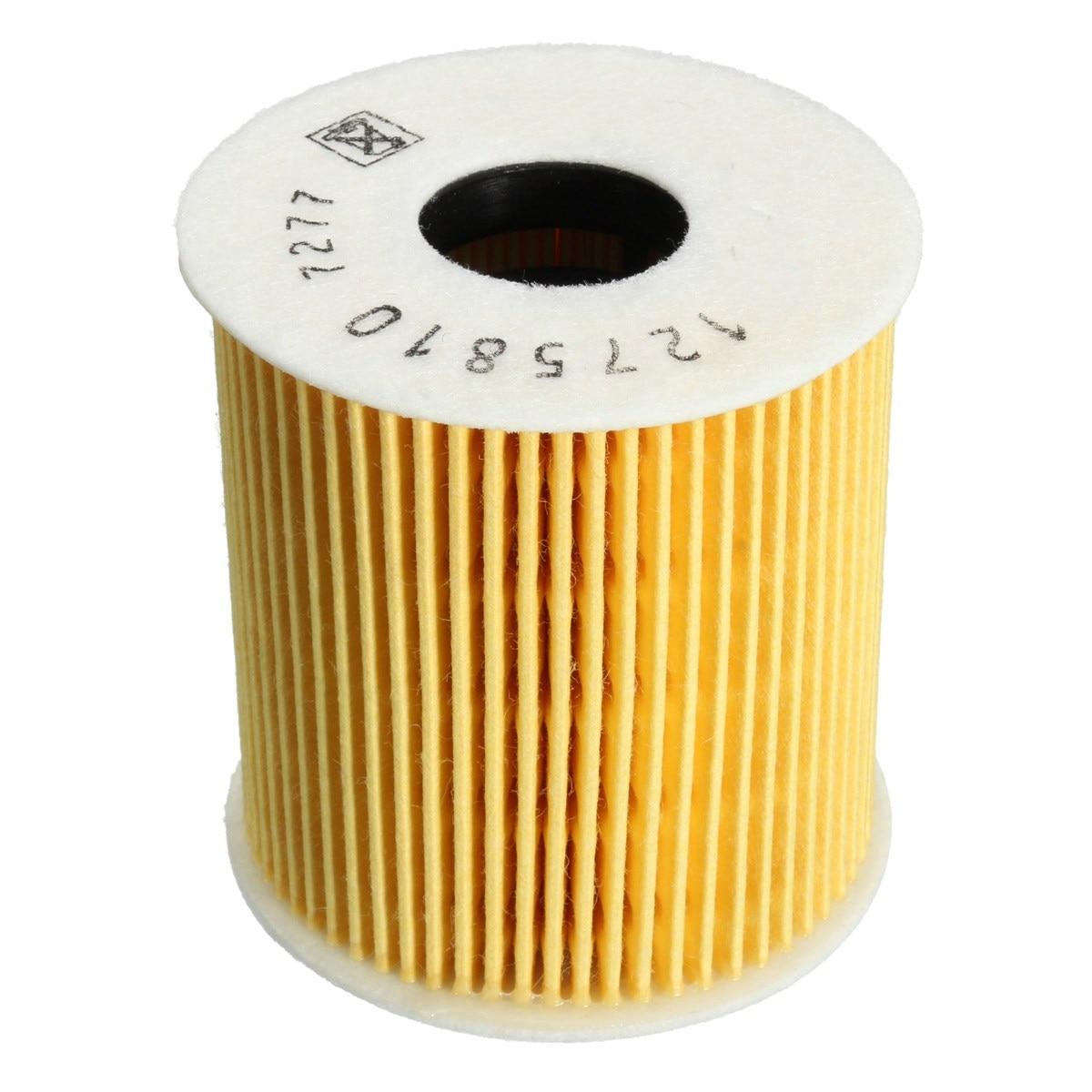 Elemento de papel de filtro de aceite amarillo arandela 1275810 para Volvo XC70 XC 90 V70 V40 S80 S70 S60