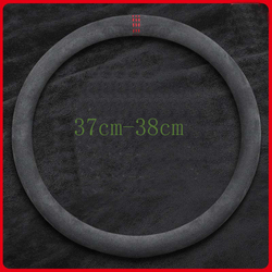 steering wheel cover suede for Volvo XC40 XC60 XC90 S90 S60 V40 V60 vehicle interior