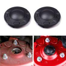 Автомобильный амортизатор, 2 шт., защитная крышка, водонепроницаемая задняя крышка для Mazda 3