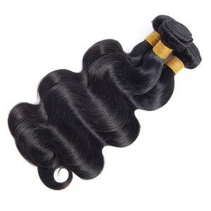 Lanqi 100% человеческие волосы, пучки, прямые волосы, 1/4 пряди, не Реми, волосы для наращивания, перуанские бразильские волосы, плетение, пряди