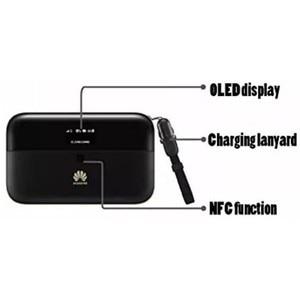 Image 5 - HUAWEI E5885Ls 93a Cat6 Mobile WIFI PRO2 300Mbps 4G LTE Mobile WiFi Hotspot e5885 avec 6400mah batterie batterie routeur Modems