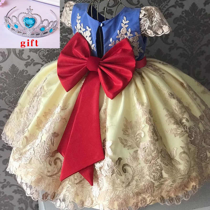 Детское Кружевное платье-пачка принцессы с жемчужинами для торжественных мероприятий, свадебных торжеств; детская одежда с цветочным узором для девочек; детская праздничная одежда для девочек