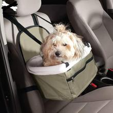 Car Pet Nest Dog Carrier Pad Seat Bag Basket Products Safe Carry House Cat Puppy