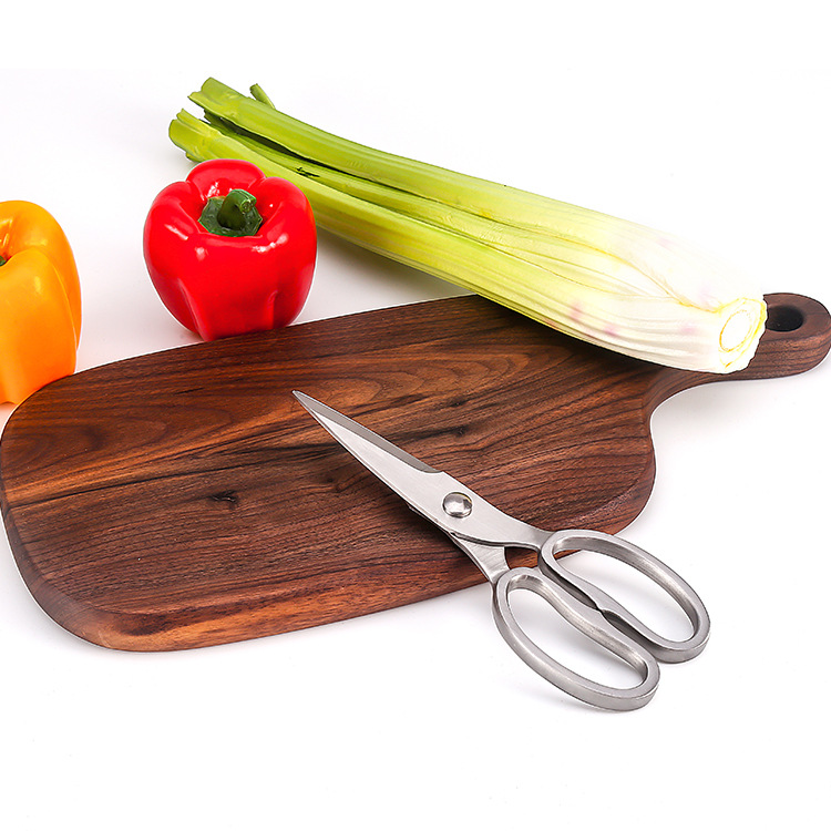 Currently Available Supply All-Steel Kitchen Stainless Steel Multipurpose Scissors Shears & Vegetable Food Shear Germany Craft