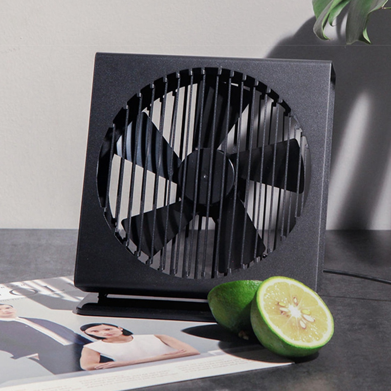 7 Inch Portable Silent Fan Dual Mode Fan Home Office Desktop Fan