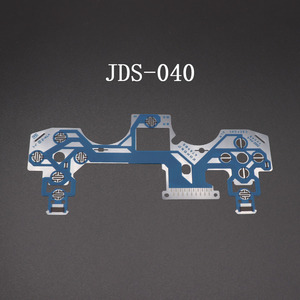 Image 3 - TingDong 20pcs עבור PS4 בקר מוליך סרט Flex כבל עבור PS4 פרו רזה ג ויסטיק תיקון חלק JDS JDM 001 011 030 040 050
