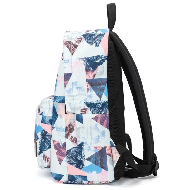 Backpack School Bag for Teenage Girl 2020 Casual Printed Backpack Female Laptop Bagpack Mochila Feminina Ladies Travel Back Pack