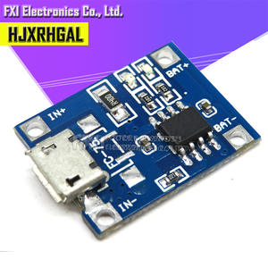 Module-Charging-Board Protection Lithium-Battery-Charger TP4056 Li-Ion 5PCS with Dual-Functions