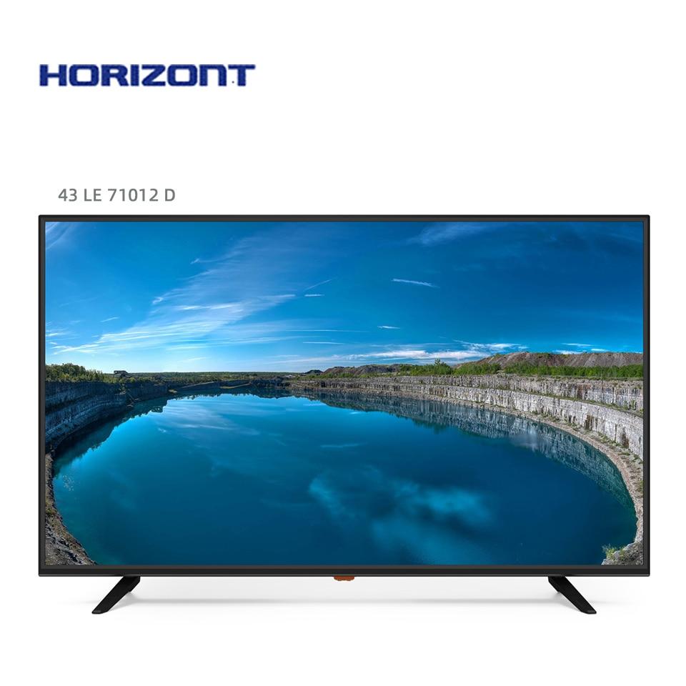 TV 43' 'horizont smart TV 43le71012d full HD 4049inchtv|LED Television|   - AliExpress