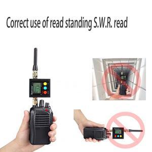 Image 5 - Surecom SW 102S الرقمية VHF/UHF 125 525Mhz SO239 موصل الطاقة و SWR متر (SW102 S)