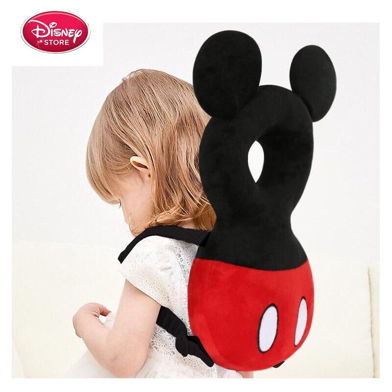 Disney Head Pad Baby Nursing Pillow Baby Learning Walking Headrest Anti-collision Anti-fall Pad Baby Headrest