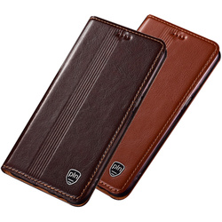 На Алиэкспресс купить чехол для смартфона genuine leather flip case card holder coque for huawei honor play4t/honor play4t pro/honor 9a/nova 5t magnetic phone bag capa