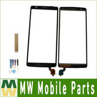 For Black Fox B5 BMM531A BMM 531A b5 fox plus bmm 541a bmm541a Touch Screen Digitizer Black Color with tools+tape