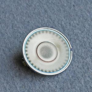 250 ohm tesla tecnologia fone de ouvido unidade de alto-falante 45mm a 50mm fone de ouvido diy filme composto de três camadas de cobre puro 2pcs