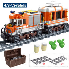 923 pçs conjunto ferroviário blocos trem blocos de construção técnica compatível com cidade de energia tijolos criador especialista brinquedos para crianças